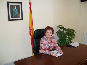 Avelina Martinez Suarez Alcaldesa