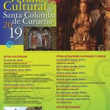 Sta. Colomba. Cartel Verano Cultural 2019-page-001