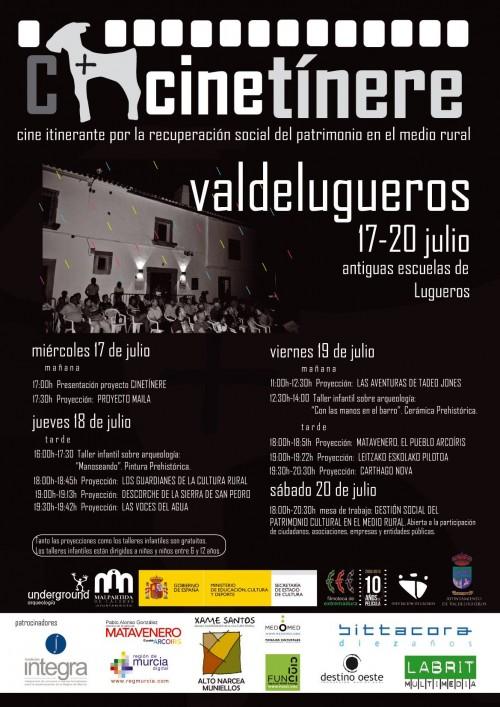 Cinetínere Valdelugueros
