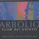 Portada libro Arbolio. Flor del Viento