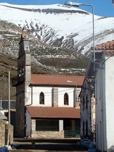 Tolibia de Arriba. Iglesia