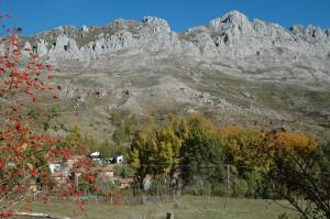 Valverde de Curueño. Pueblo