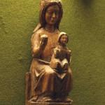Virgen Románica - Barrio de Nuestra Señora