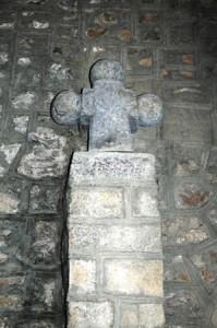 Crucero Iglesia de La Vecilla