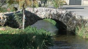 Puente romano - Gallegos de Curueño