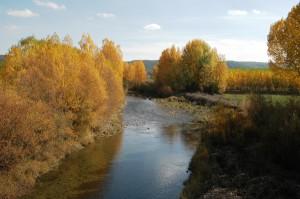 Encuentro rio Curueño y Porma