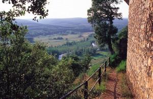 El valle desde la Ermita de Santa Ana