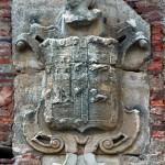 Escudo en la Casona - Barrio de Nuestra Señora