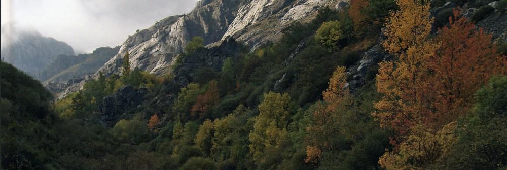 La Mancomunidad del Curueño.Laberintos de piedra, verde y agua (Recorte)